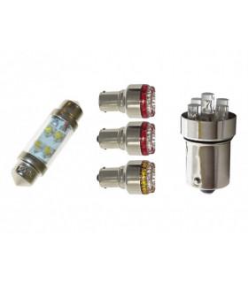 Led-lampa Xenonvit 13866 24 V