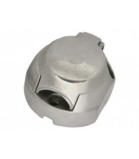 Kontaktdosa 7-polig Metall