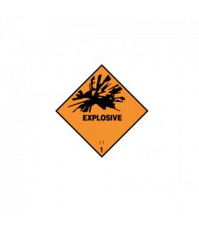 Varningsetikett Idmg...