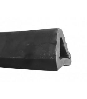Gummifender 80x70 Mm, L 4 M