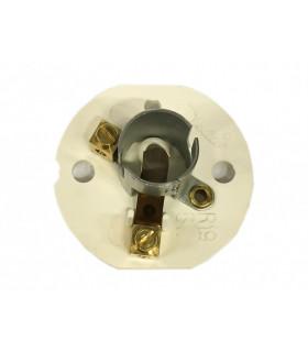 Lamphållare 1-polig