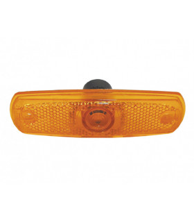Sidomarkeringslampa Orange...