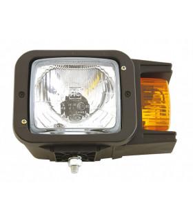 Ploglampa Vänster Med Blinkers