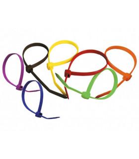 Kabelband 188 Mm Lila 100 Frp