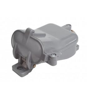 Motorkontakt 8-polig Plast