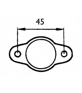 Kontaktdosa 3-polig