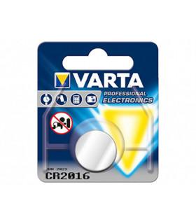 Batteri, Litium Cr2016 3v...
