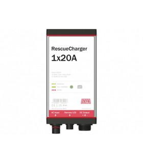 Defa Rescuecharger 2x20 A