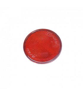 Reflex Röd 60 Mm Självhäftande