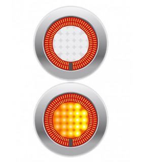 Bak-v-blinklampa Led 24 V...