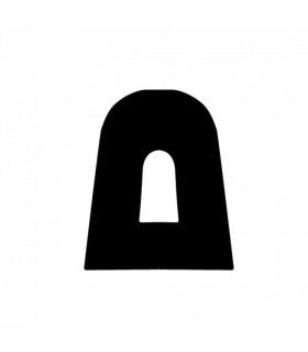 Gummifender 3,6 M