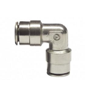 Vinkelskarvkoppling 8mm Metall