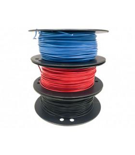 Plastisolerad kabel  1 X...