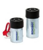 Enkelverkande hålcylindrar stål CH/CHF-serien