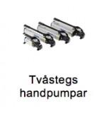 Tvåstegs handpumpar