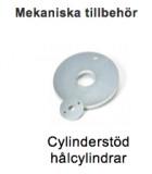 Cylinderstöd hålcylindrar