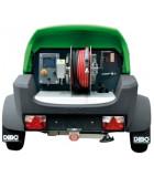 Mobil Dieseldrivna Hetvattentvättar