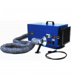 Maskiner för filtrering och extraktion av rök från Filcar